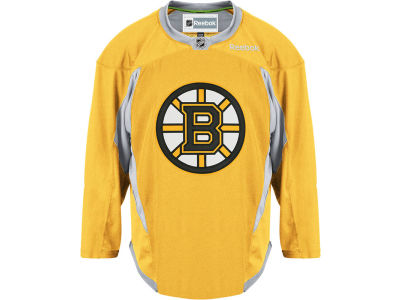 Boston Bruins Reebok NHL Practice Jersey
