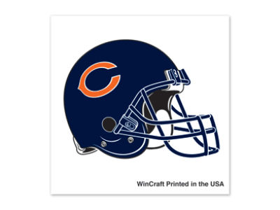 Chicago Bears Tattoo 4-pack