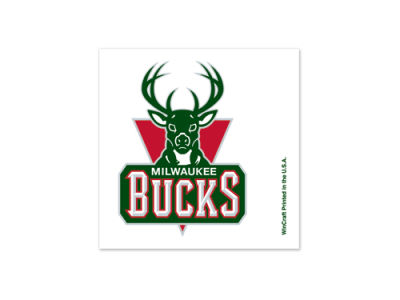 Milwaukee Bucks Tattoo 4-pack