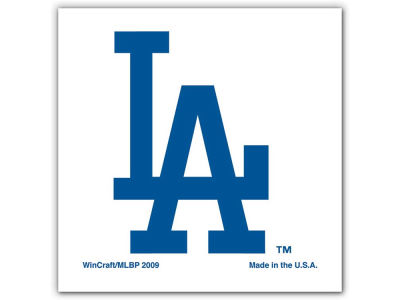 Los Angeles Dodgers Tattoo 4-pack