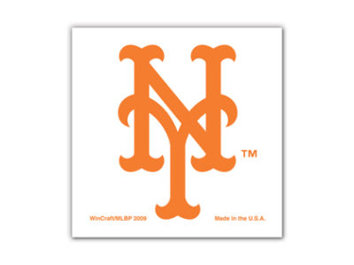 New York Mets Tattoo 4-pack
