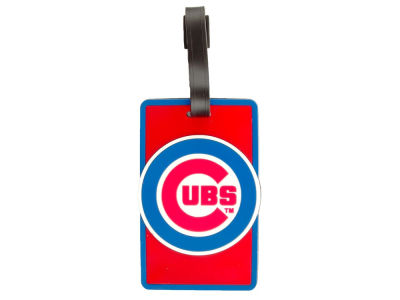 Chicago Cubs Soft Bag Tag