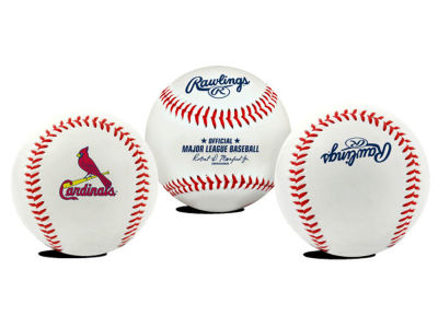 St. Louis Cardinals Polybagged Baseball