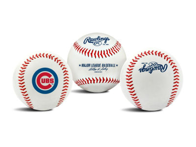 Chicago Cubs Polybagged Baseball