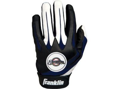 Milwaukee Brewers Batting Gloves-Youth