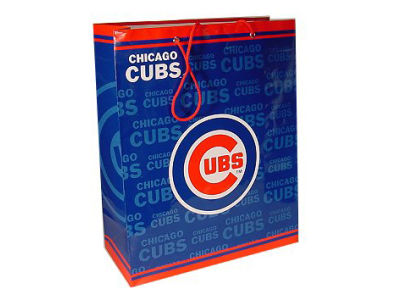 Chicago Cubs Gift Bag Large