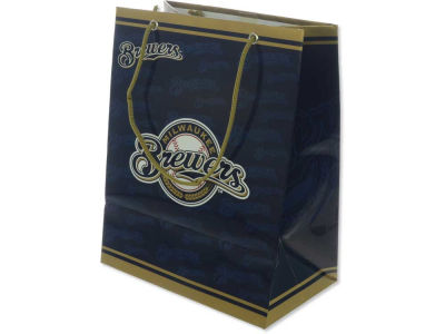 Milwaukee Brewers Medium Gift Bag