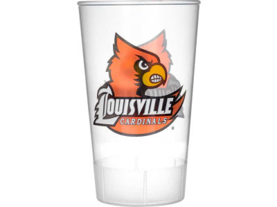 Louisville Cardinals Single Plastic Tumbler