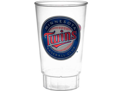 Minnesota Twins Single Plastic Tumbler