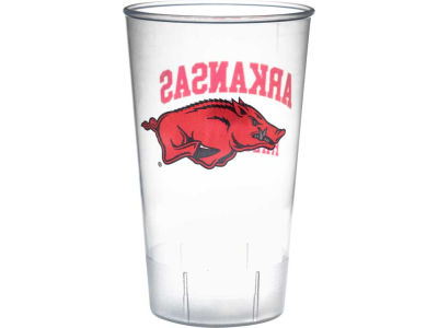 Arkansas Razorbacks Single Plastic Tumbler