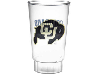Colorado Buffaloes Single Plastic Tumbler