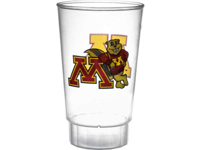 Minnesota Golden Gophers Single Plastic Tumbler
