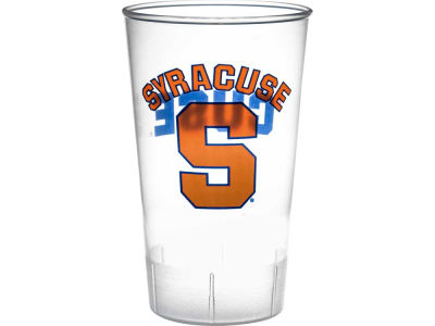 Syracuse Orange Single Plastic Tumbler