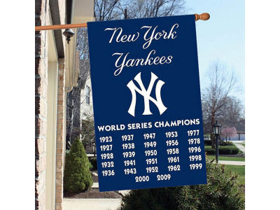 New York Yankees Champ Flag