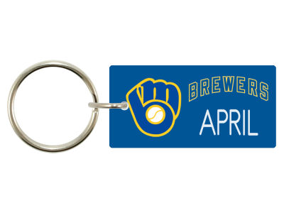 Milwaukee Brewers Keytag 1 Fan