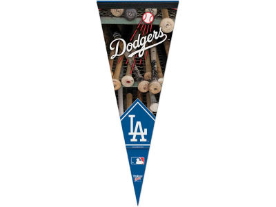 Los Angeles Dodgers 12x30in Pennant