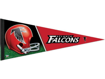 Atlanta Falcons 12x30in Pennant