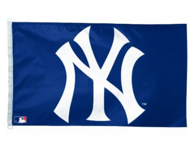 New York Yankees 3x5 Flag Rico
