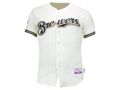 Milwaukee Brewers Majestic MLB Men's Authentic Jersey