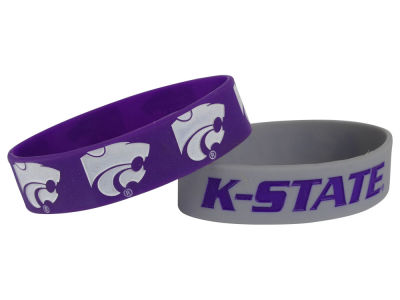 Kansas State Wildcats Forever Collectibles 2-pack Phat Bandz