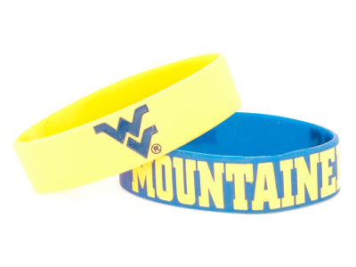 West Virginia Mountaineers 2-pack Phat Bandz