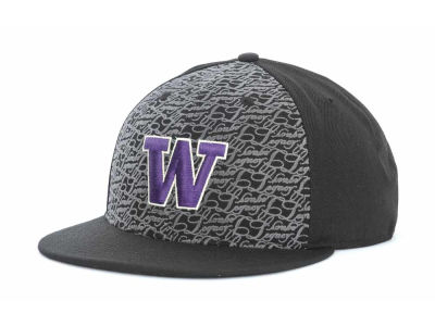 Washington Huskies Nike NCAA Wool True College Fitted Cap