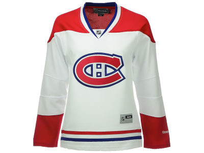 Montreal Canadiens Reebok NHL Women's Premier Player Jersey