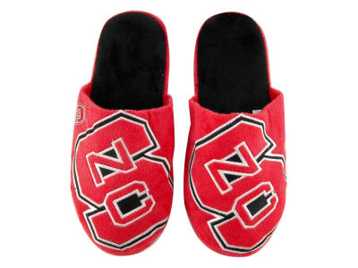 North Carolina State Wolfpack Big Logo Slippers