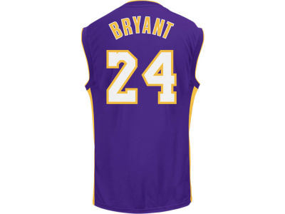 Los Angeles Lakers Kobe Bryant Youth NBA Revolution 30 Jersey