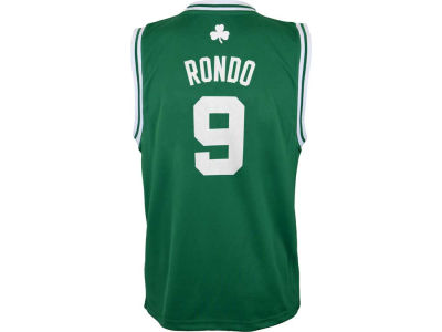 Boston Celtics Rajon Rondo NBA Youth Replica Jersey