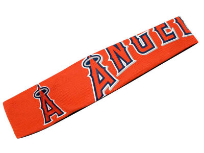 Los Angeles Angels Fan Band Headband