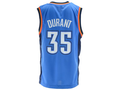Oklahoma City Thunder Kevin Durant NBA Youth Rev 30 Replica Jersey