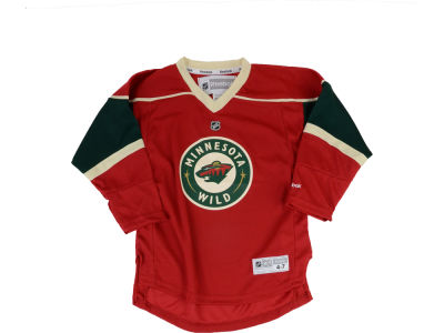 Minnesota Wild NHL Kids Replica Jersey