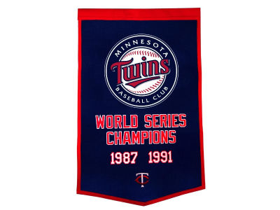 Minnesota Twins Winning Streak Dynasty Banner