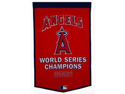 Los Angeles Angels Winning Streak Dynasty Banner
