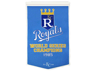 Kansas City Royals Winning Streak Dynasty Banner