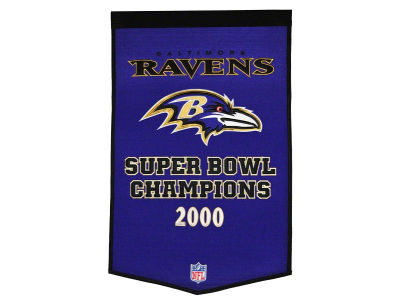 Baltimore Ravens Winning Streak Dynasty Banner