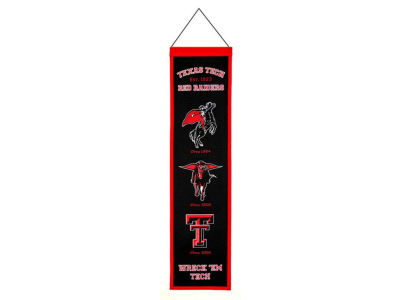 Texas Tech Red Raiders Heritage Banner