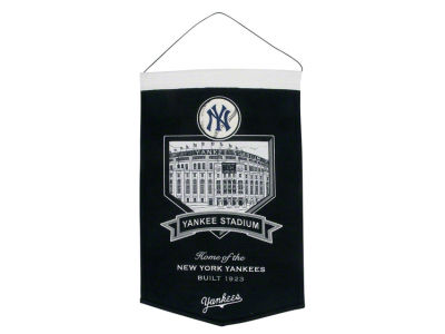 New York Yankees Stadium Banner