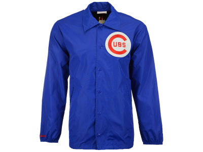 Chicago Cubs adidas MLB Men's VP Nylon Pullover Jacket