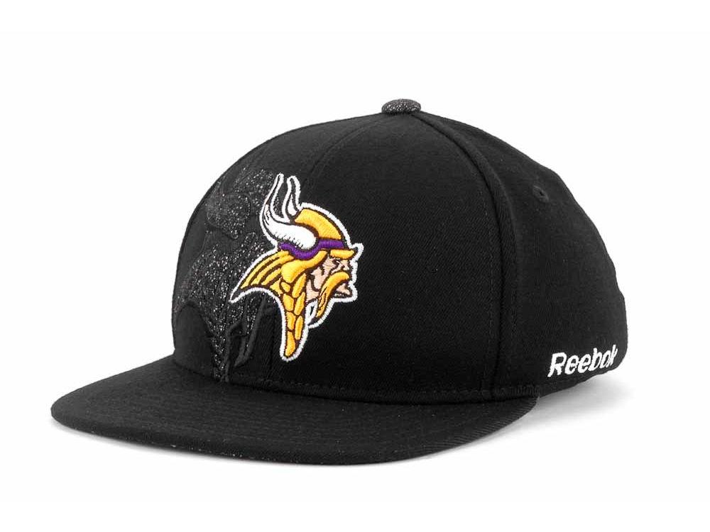 Minnesota Vikings Reebok NFL Second Season Sideline Cap  583d36710
