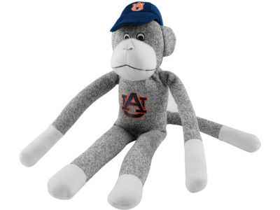 Auburn Tigers Sock Monkey