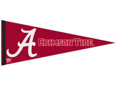 Alabama Crimson Tide 12x30in Pennant