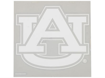 "Auburn Tigers Die Cut Decal 8""x8"""