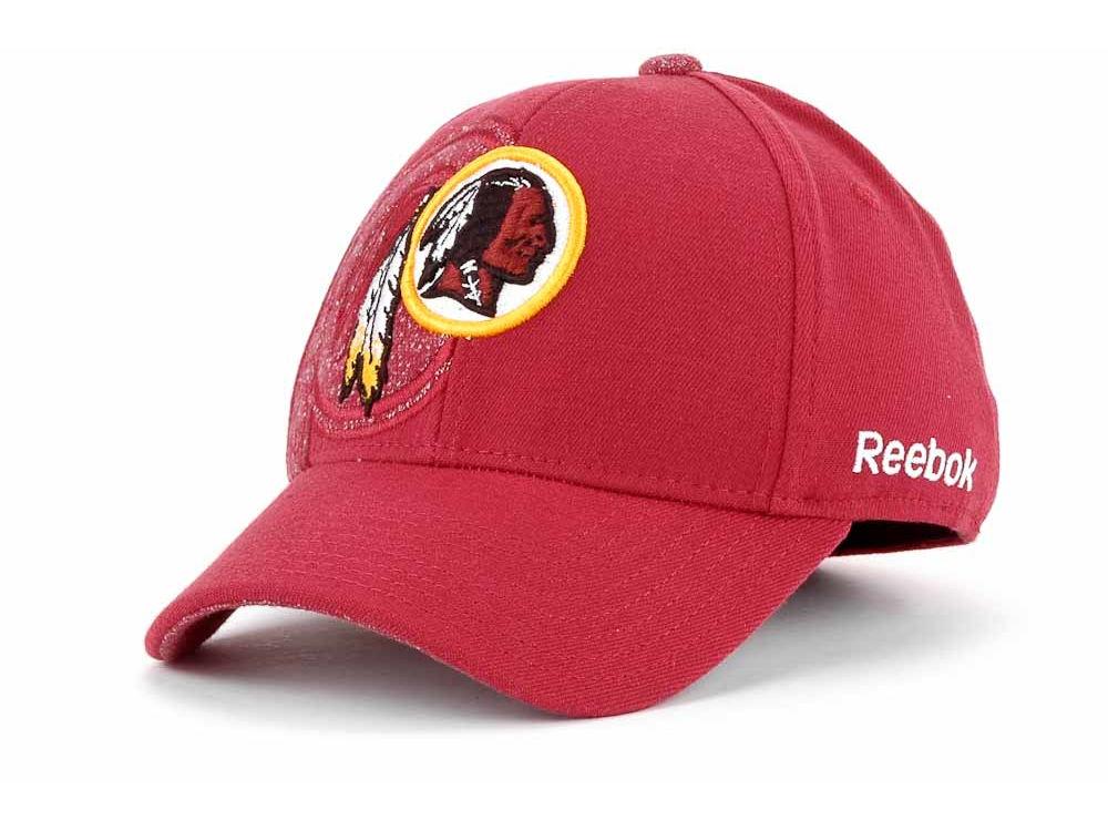 0afdb9594ff Washington Redskins Reebok NFL Second Season Sideline Cap