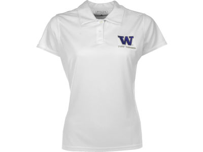 Washington Huskies Womens NCAA Excellence Polo