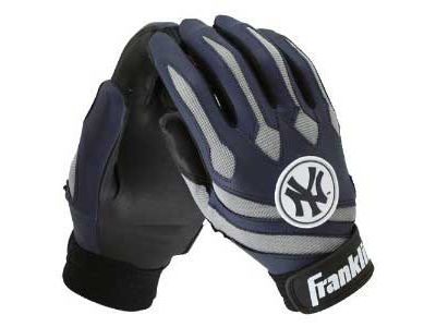 New York Yankees Batting Gloves-Youth