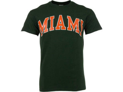 Miami Hurricanes NCAA 2 for $25  NCAA Bold Arch T-Shirt