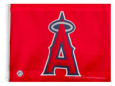 Los Angeles Angels Car Flag