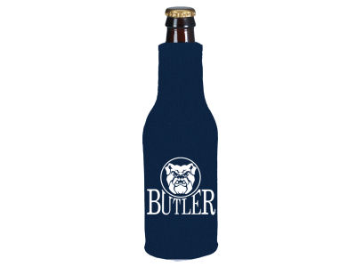 Butler Bulldogs Bottle Coozie
